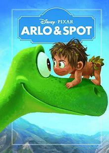 Disney - Arlo & Spot: Das große Buch zum Film (Classic wattiert)
