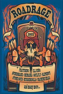 Various Artists - Roadrage 2003
