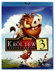 Krol Lew 3: Hakuna Matata (Disney) [Blu-ray] [PL Import]