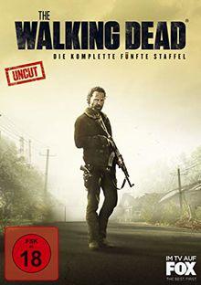 The Walking Dead - Die komplette fünfte Staffel - Uncut [5 DVDs]
