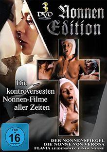 Nonnen-Edition - 3er-Schuber (Der Nonnenspiegel - Die Nonne von Verona - Flavia, Leidensweg einer Nonne) [3 DVDs]