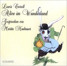 Alice im Wunderland, 2 CD-Audio