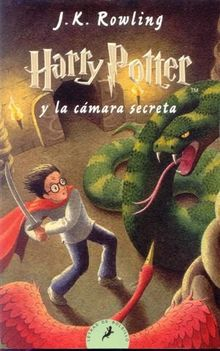 Harry Potter 2 y la camara secreta (Letras de Bolsillo)