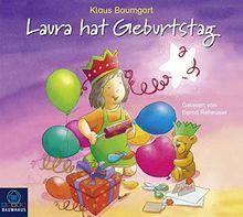 Laura hat Geburtstag: . . (Lauras Stern - Erstleser)