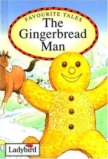 Gingerbread Man (Favourite Tales)