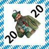 Turmschreiber Tageskalender 2020: Witz und Weisheit aus Bayern