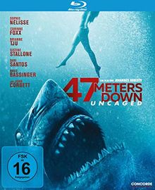 47 Meters Down - Uncaged [Blu-ray]