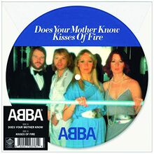 """Does Your Mother Know (Ltd.7"""" Picture Disc) [Vinyl Single]"""