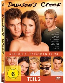 Dawson's Creek - Season 3, Vol.2 [3 DVDs]