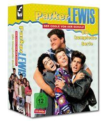 Parker Lewis - Der Coole von der Schule - Die komplette Serie [15 DVDs]