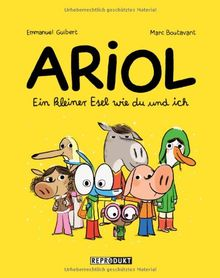 Ariol - Ein kleiner Esel wie du und ich