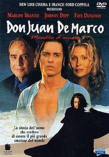 Don Juan De Marco Maestro D'Amore [IT Import]