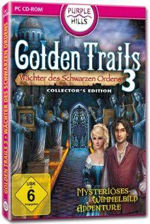 Golden Trails 3 - Wächter des schwarzen Ordens