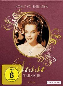 Sissi Trilogie [3 DVDs]