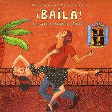 Baila!a Latin Dance Party