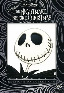 The nightmare before Christmas (collector's edition) [2 DVDs] [IT Import]