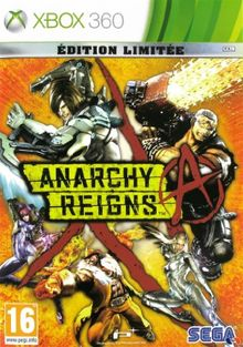 Games - Anarchy Reigns (1 Games)