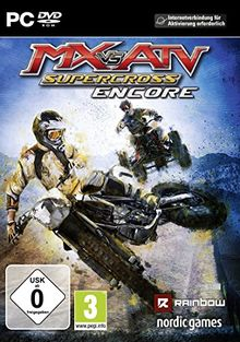 MX vs. ATV Supercross - Encore Edition - [PC]