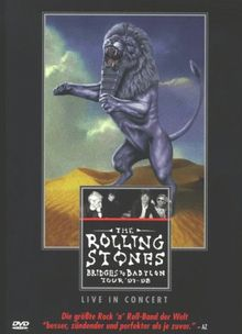 The Rolling Stones - Bridges to Babylon 1998. Live in Concert