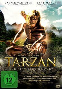 Tarzan und die verlorene Stadt