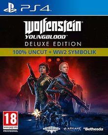 Wolfenstein: Youngblood Deluxe Edition (Englisch Uncut) Playstation 4