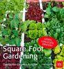 Square Foot Gardening: Das Grüner-Daumen-Konzept