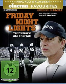 Friday Night Lights - Touchdown am Freitag - CINEMA Favourites Edition [Blu-ray]