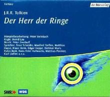 Der Herr der Ringe, Audio-CDs, Tl.1-30, 11 Audio-CDs. 756 Min.