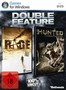 RAGE & Hunted Double Feature
