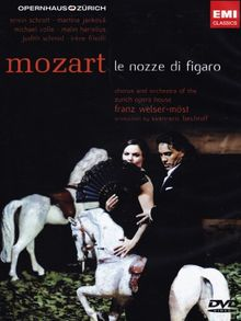 Mozart, Wolfgang Amadeus - Le nozze di Figaro [2 DVDs]