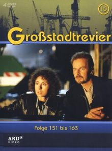 Großstadtrevier - Box 10/Folge 151-163 [4 DVDs]