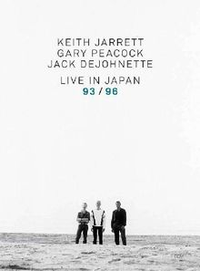 Keith Jarrett Trio - Live in Japan 93 / 96 [2 DVDs]