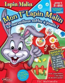 Mon premier Lapin Malin + Atelier de Dessin et de Musique, jusqu'à 3 ans et demi