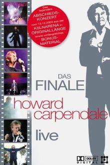 Howard Carpendale - Das Finale: Live