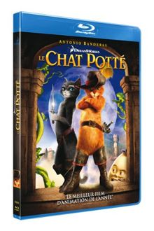 Le chat potté [Blu-ray] [FR Import]