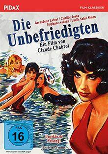 Die Unbefriedigten (Les bonnes femmes) - Ungekürzte Fassung / Claude Chabrols Meisterwerk der NOUVELLE VAGUE (Pidax Film-Klassiker)