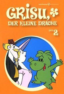 Grisu, der kleine Drache, Vol. 2
