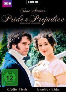 Pride and Prejudice - Stolz und Vorurteil [6 DVDs]