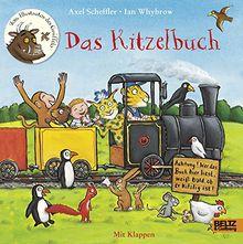 Das Kitzelbuch: Pappbilderbuch mit Klappen