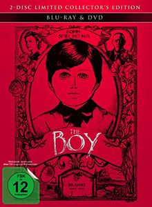The Boy - Mediabook (+ DVD) [Blu-ray]