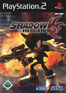 Sonic - Shadow the Hedgehog
