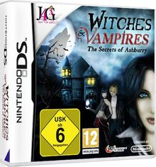 Witches & Vampires - The Secrets of Ashburry