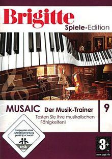 Brigitte Spiele: Musaic - Der Musik-Trainer