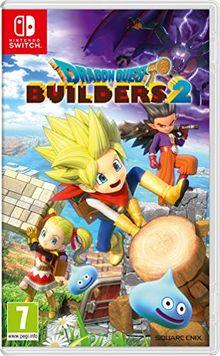 Dragon Quest Builders 2 Jeu-Schalter