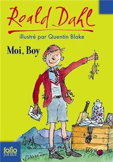 Moi Boy (Folio Junior)