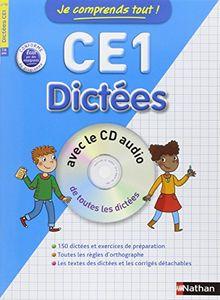 CE1 Dictées (1CD audio)