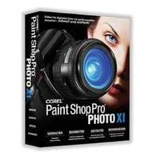 Paint Shop Pro Photo XI