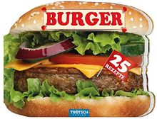 """Geschenk-Kochbuch """"Burger"""": Formgestanzt!"""