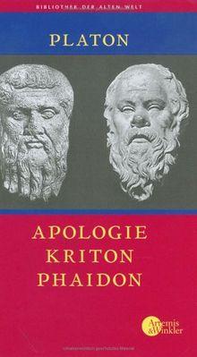 Apologie - Kriton - Phaidon