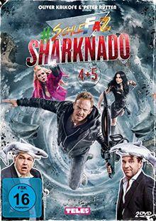 #SchleFaZ - Sharknado 4+5 [2 DVDs]